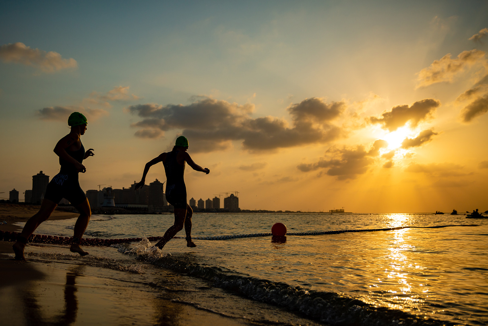Qatar National Triathlon Series 2019/2020 starts with Katara Triathlon on November 8th