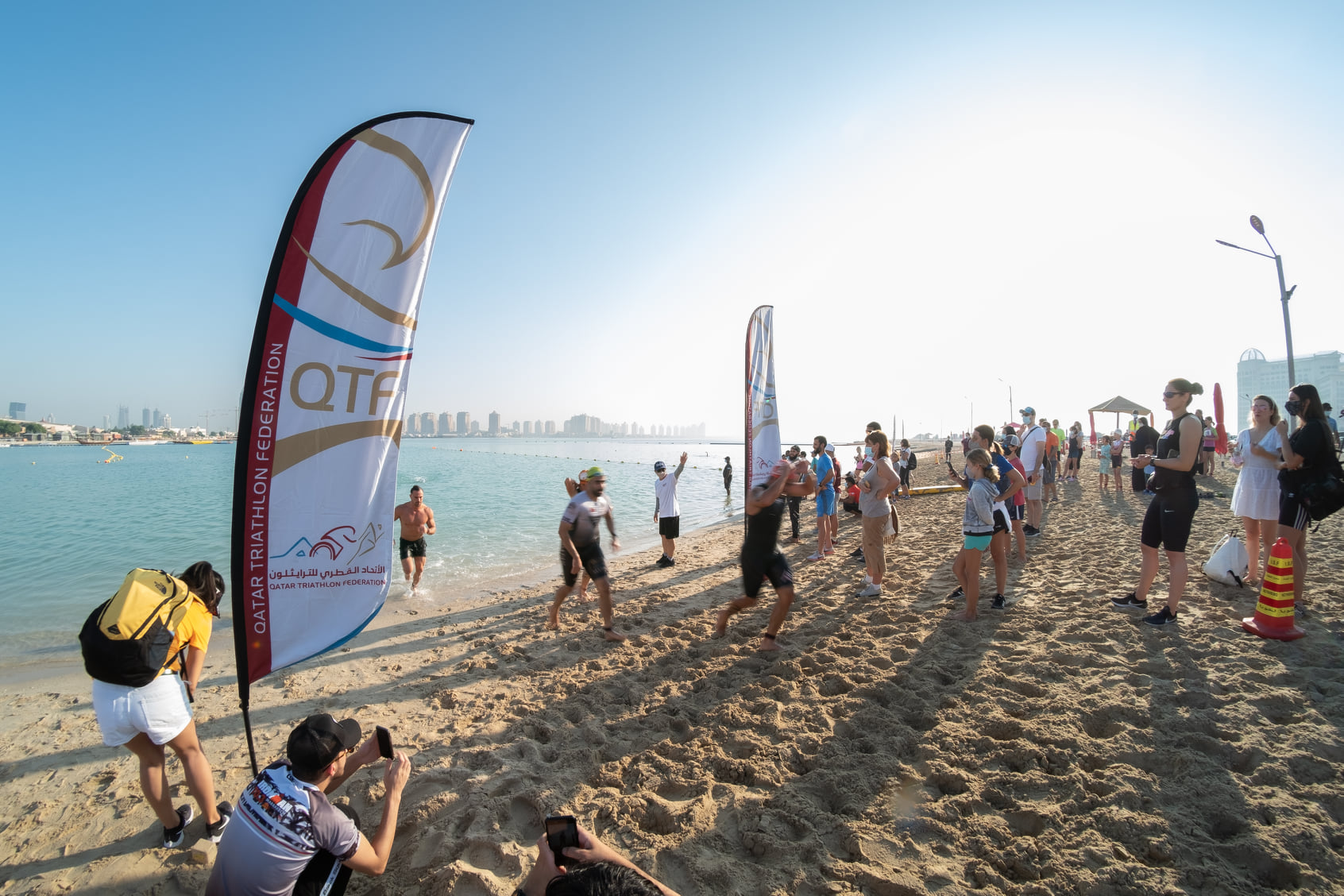 McCullagh continues to dominate in Katara Triathlon 2020